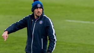 Girvan Dempsey has spend three seasons at the Rec