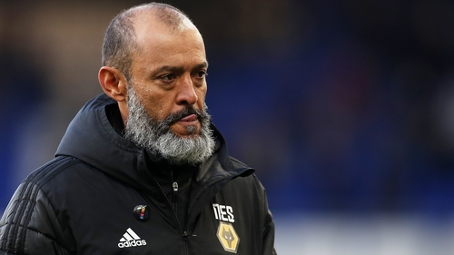 Nuno has spent four years in charge of Wolves