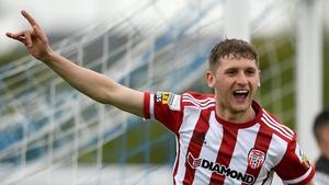 Ronan Boyce's deflected effort earned the home side a point
