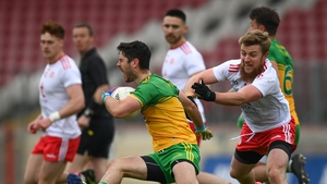 Donegal and Tyrone faced each other on the opening league weekend