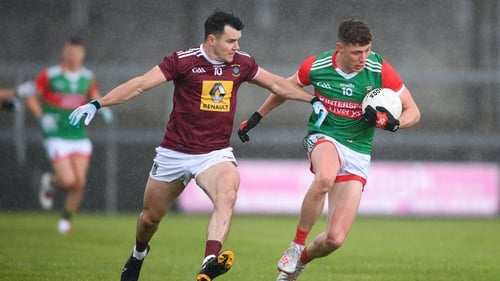 Mayo shipped two early goals but got the job done in the second half against Westmeath