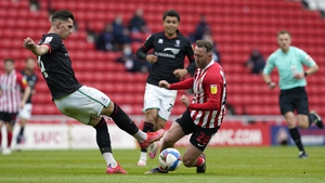 Aiden McGeady provided two assists for Sunderland