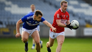 Cork won by eight in Portlaoise this evening - putting the loss to Kildare behind them