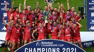Toulouse are the reigning champions