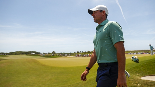 McIlroy is well off the pace in South Carolina