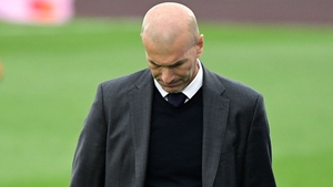 Zinedine Zidane looks to have called time on his Real Madrid role