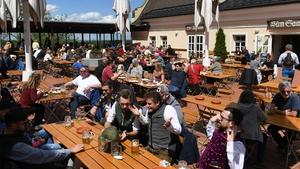 Lockdown measures are gradually easing in Germany