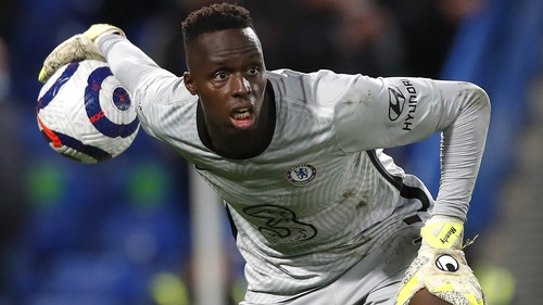 Edouard Mendy has kept 24 clean sheets in 44 appearances for Chelsea this season