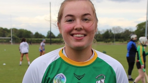 Gráinne Egan had a weekend to remember (Picture: Offaly Camogie)
