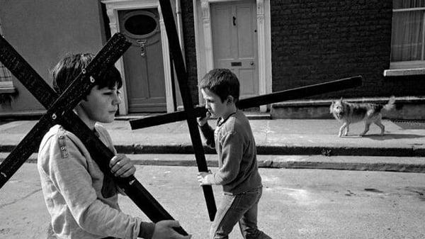Photographer Tony O'Shea is one of the contributors to Bare Bones