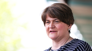 Arlene Foster said she had not seen the 'so-called' no confidence party letter