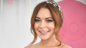 Lindsay Lohan - Due to film comedy in November