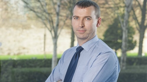 Brian Mullins, Gas Networks Ireland Head of Regulatory Affairs