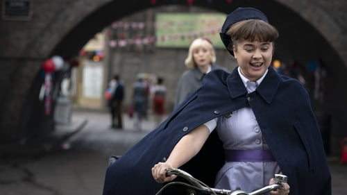 """Megan Cusack in Call the Midwife - """"Nancy will be returning"""""""