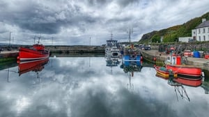 Rathlin island closed to visitors on St Patrick's Day last year and did not reopen last summer (Pic: Douglas Cecil)
