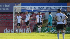 Dundalk sit seventh in the SSE Airtricity League Premier Divis