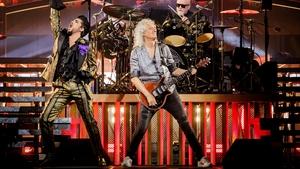 Queen and Adam Lambert. Photo credit: Jojan Hohnjec