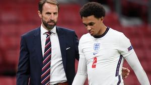 Trent Alexander-Arnold has made the grade as Gareth Southgate names provisional squad