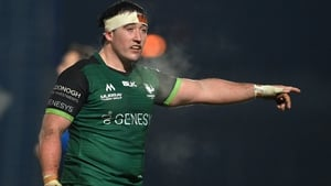Denis Buckley is set to make his 200th Connacht appearance in Italy this weekend