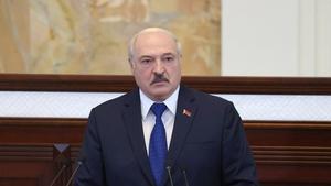 Alexander Lukashenko is facing renewed pressure over the incident