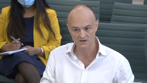 Dominic Cummings gave evidence to the Commons health and science committees
