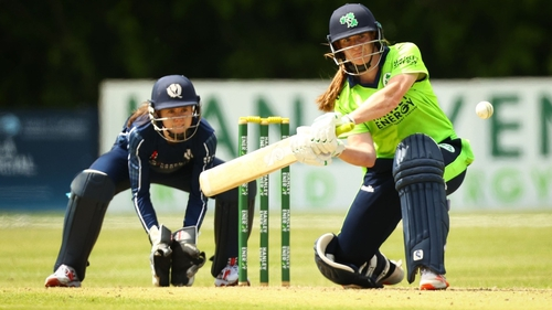 Ireland defeated Scotland in May