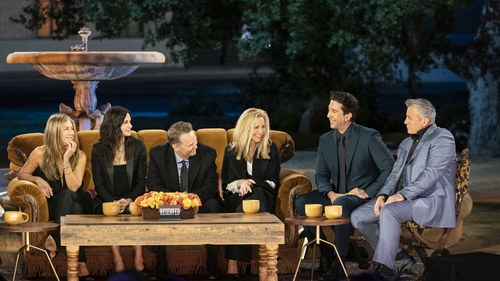 Friends: The Reunion has viewers in tears