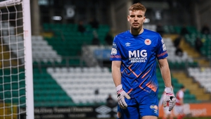 Vitezslav Jaros has impressed in St Pat's rise to third place in the Premier Division