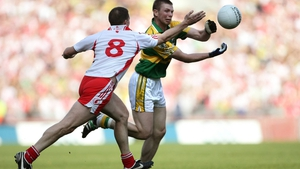 Tomás Ó Sé in action against Tyrone during the 2008 All-Ireland football final