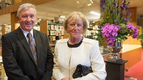 Eric and Barbara Kinsella have made one of the largest philanthropic gifts from individuals to any Irish university