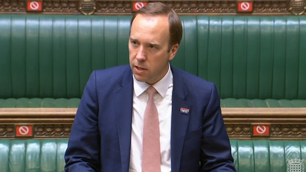 Matt Hancock this week announced he had been appointed a special representative to the UN in an unpaid role
