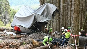 The cabin plunged to the ground on the Mottarone mountain, killing 14 people