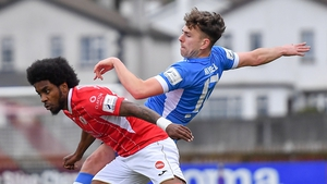 Sligo and Harps meet in a north-west derby