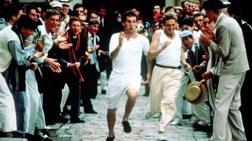 """Chariots of Fire: """"despite occasional lapses of esprit de corps, the athletes are all admirably committed to college, king and flag"""""""