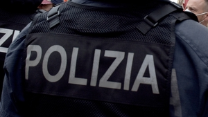 Police caught the drug trafficker when he returned to Rome for his daughter's birthday