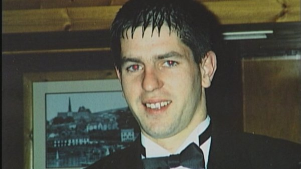 Barry Coughlan was reported missing in 2004