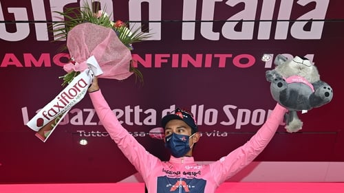 Egan Bernal is on the brink of Giro success after brutal mountain stage