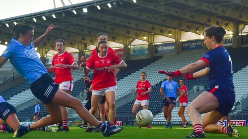 Hannah Tyrrell scored 2-07 as Dublin made it two wins from two