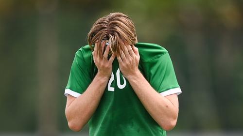 Ryan Johansson made his Irish debut