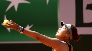 Naomi Osaka: 'I'm very glad that I won'