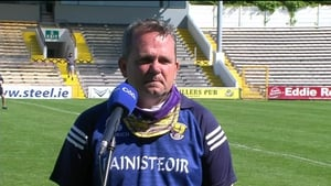 Davy Fitzgerald is not happy with the media