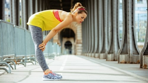 """""""The time it takes to get fit depends on a number of factors, including fitness levels, age, how hard you work, and even environment."""" Photo: Getty Images"""