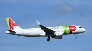 TAP said its total operating income dropped 74% between January and March from a year ago and passenger revenue fell 83%