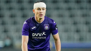 """Josh Cullen: """"My aim now is to become a mainstay in the Irish midfield"""""""