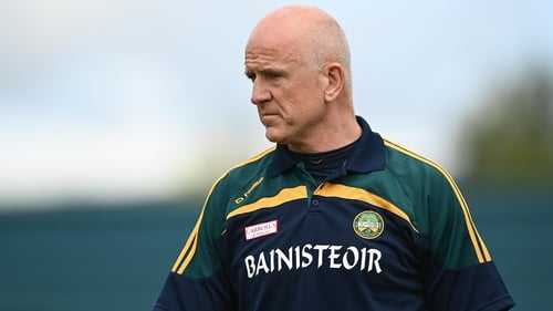 Offaly manager John Maughan