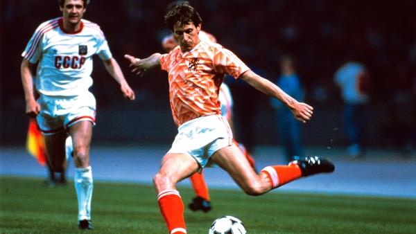 Interview: Meet the Dutch great Arnold Muhren who set up Marco Van Basten's volley at Euro 88