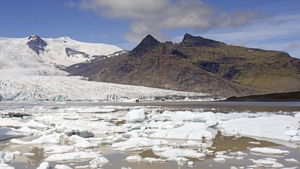 Experts have previously warned that Iceland's glaciers are at risk of disappearing entirely by 2200