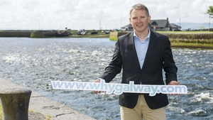 Galway Chamber of Commerce President JP Gilmartin