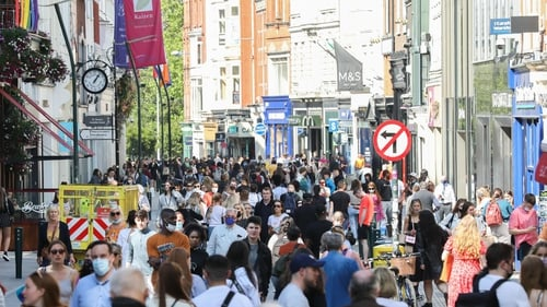April marks the first time the comparable population has risen above five million since the 1851 census