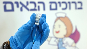 About half of the 46 patients presently hospitalised in Israel in severe condition are vaccinated, according to health ministry data